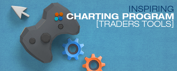 Elliott Wave Trading Levels Charting - Traders Tool