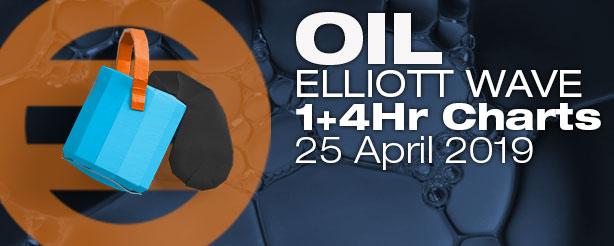 TradingLounge Oil Elliott Wave Blog
