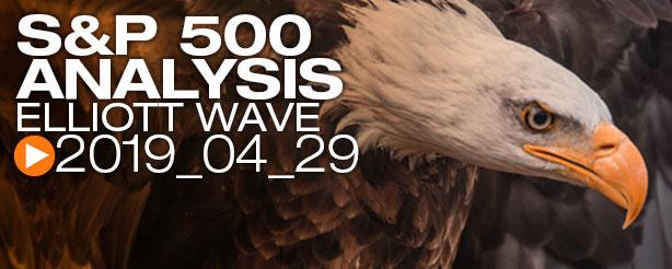 SP500 Elliott Wave 29 April 2019