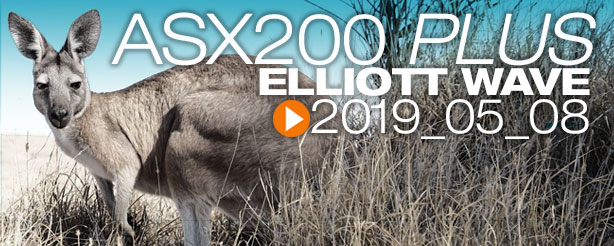 ASX200 Technical Analysis Elliott Wave 8 May 2019