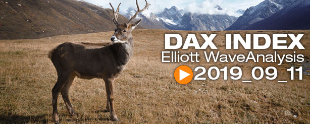 DAX 30 FTSE 100 Technical Analysis Elliott Wave 11 September 2019