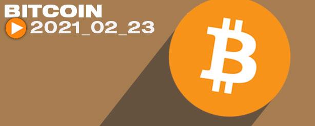Bitcoin Crypto Index  Elliott Wave Technical Analysis 23 Feb 2021