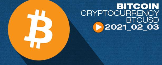 Bitcoin Elliott Wave Technical Analysis 3 Feb 2021