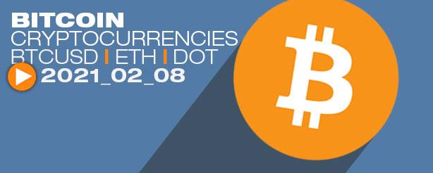 BITCOIN BTC, ethusd, dotusd, aaveusd, grtusd, doge, coin crypto trading elliott wave analysis