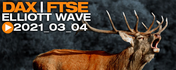 DAX 30, UK 100, Elliott Wave Technical Analysis 4 March 2021