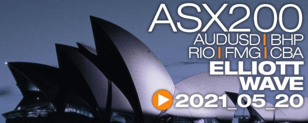 ASX 200 Elliott Wave Analysis, 20 May