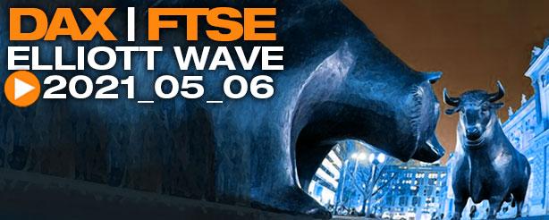 DAX 30 Elliott Wave Analysis, 6 May