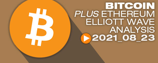 Bitcoin Technical Analysis, 23 August 2021