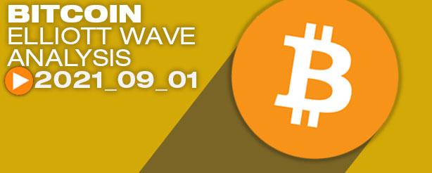 Bitcoin Technical Analysis, 1 September 2021