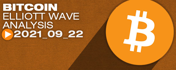 Bitcoin Technical Analysis Elliott Wave 22 Sept 2021