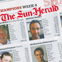 SunHerald Share Race Winners